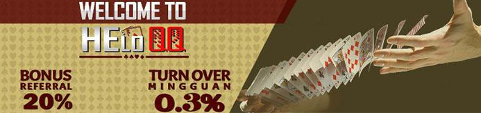 Bonus Situs Poker Online